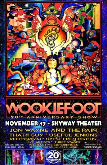 8a33f28e9 Wookiefoot — Skyway Theatre